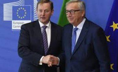 Juncker: Nuk ka rikthim kufijsh në Irlandë