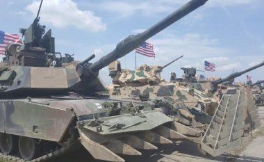 Trump kërkon një rritje të shpenzimeve ushtarake