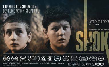 Ambasada amerikane në Kosovë kujton kohën e nominimit të filmit 'Shok' për Oscar (Video)