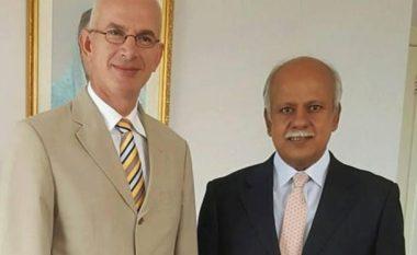 Kiçmari dhe Hossain flasin për thellimin e marrëdhënieve me Bangladeshin
