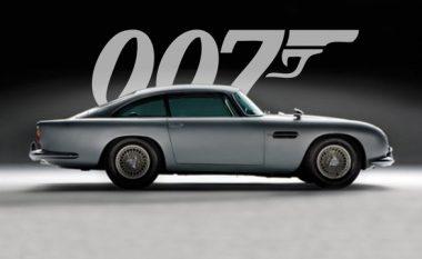 Nga Aston Martin, tek Bentley, Lotus e BMW: Këto janë veturat më të bukura të James Bondit (Foto)