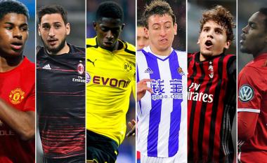 Këta janë 30 futbollistët U-20 më të mirë në botë (Foto)