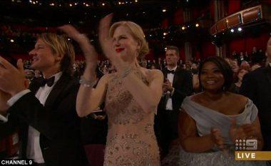 Çfarë është kjo duartrokitje nga Kidman? (Video)