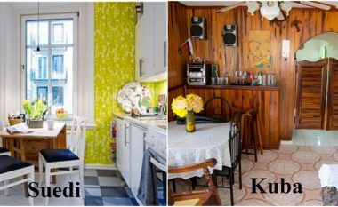 Si duket një shtëpi e zakonshme në nëntë shtete të ndryshme?