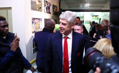Wenger: Kemi kryer punën tonë, komplimente Suttonit