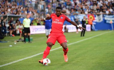 PSG e gatshme ta lë të lirë Aurier, Barcelona dhe Milan pas tij