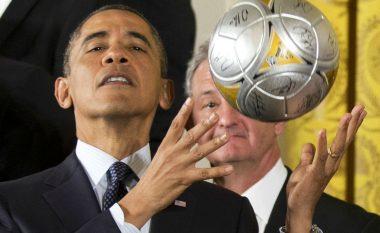 Obama ndjek vetëm një klub evropian në Twitter dhe tashmë ata e ftojnë presidentin të jetë mysafir i nderit (Foto/Video)