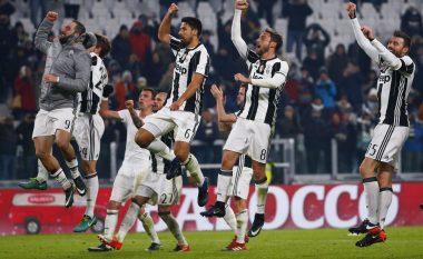 I pandalshëm ky Juventus, feston fitoren e 30-të në shtëpi