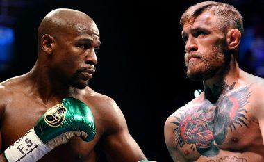 Mayweather shprehet i gatshëm për duelin me McGregor: Le të ndodhë, t'ua japim fansave atë që duan!