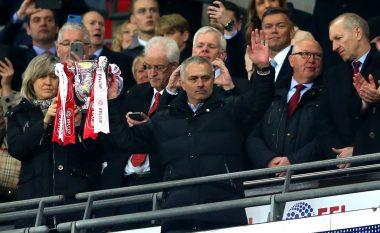 Mourinho: Jam i emocionuar, Ibra e fitoi për ne