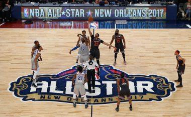 Spektakël në 'NBA All-Star', Perëndimi triumfon ndaj Lindjes (Foto/Video)