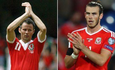 Bale refuzon krahasimin me Giggsin