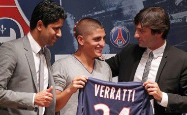 Verratti ngritë në qiell Leonardo: PSG në kulm fal tij