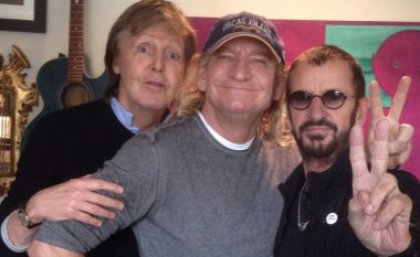"""Yjet e mbetur gjallë të """"The Beatles"""" punojnë bashkë në këngë të reja"""