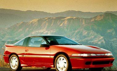 Mitsubishi sjellë veturën e kombinuar mes modelit Eclipse dhe Spyder (Foto)