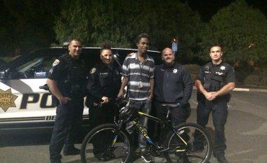 Policët i blenë veturë, ecte pesë orë që të shkonte dhe kthehej nga puna (Foto)