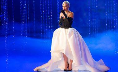 Rita Ora kujton me nostalgji kohën kur performoi në Oscars (Foto)