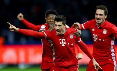 Goli i Lewandowskit në histori të Bundesligas