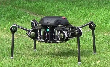 Roboti në formë të merimangës lëvizë më shpejt se njeriu (Video)