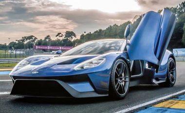 Rrjedhin detajet e modelit Ford GT (Foto)