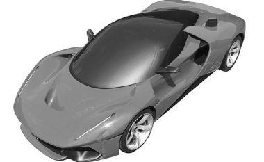 Rrjedhin pamjet e modelit që besohet të jetë LaFerrari i ri (Foto)