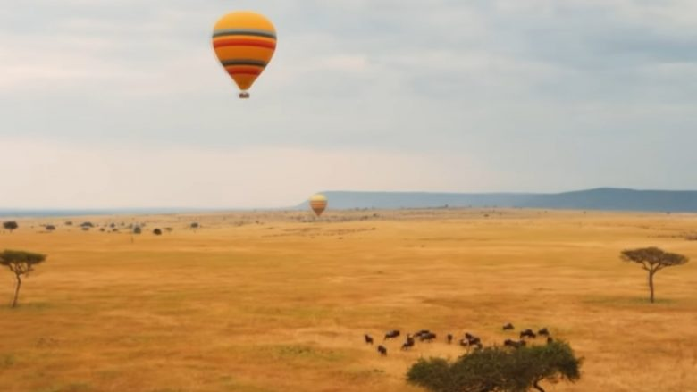 Kenia, vendi më i fotografuar në botë (Video)