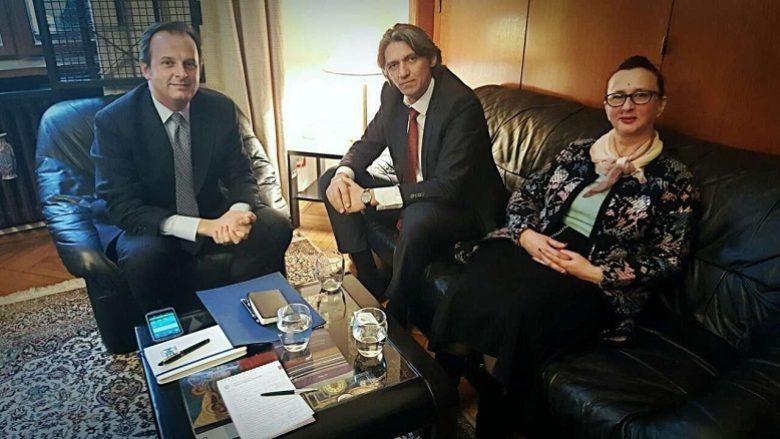 Sela-ambasadorit italian:  Deklarata e përbashkët ka të bëjë me kërkesat e natyrshme të shqiptarëve