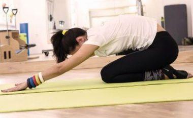 Si të arrini të keni stomak të tendosur pa ushtrime të muskujve të barkut (Foto)