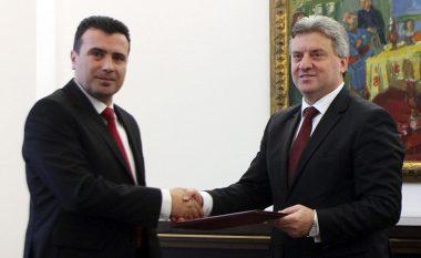 Të mërkurën mandatohet Zoran Zaevi?