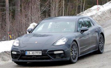 Zbulohet Porsche Panamera, pak ditë para lansimit zyrtar (Foto)
