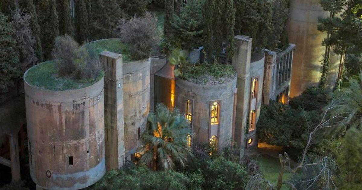 Fabrikën e gjysmërrënuar  arkitekti e kthen në shtëpi   rezultatet do t ju lënë pa fjalë