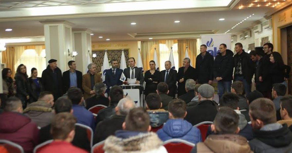 Osman Krasniqi zgjedhet Kryetar i Degës së AKR së në Rahovec