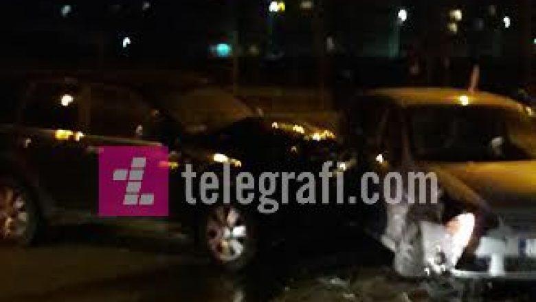Gjashtë persona të lënduar në Shkup, në nëntë aksidente