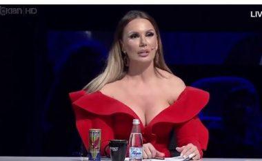 """Albërie Hadërgjonaj dhe Olta Gixharri kritikohen për veshjet provokuese në """"YFSF"""" (Foto)"""