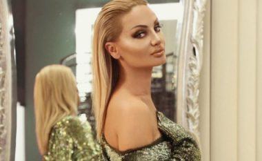 Anjeza Branka vjen me vallëzim erotik për ndjekësit në Instagram (Video)