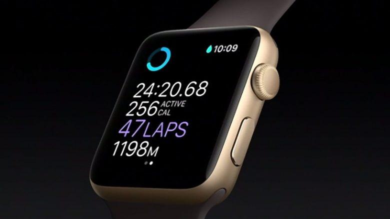 Gjysma e orëve të mençura në treg janë të Apple