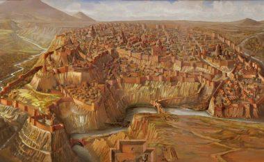 Arnisa, qyteti i panjohur ilir (Video)