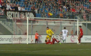 Sadiku shpëton Luganon nga humbja (Video)
