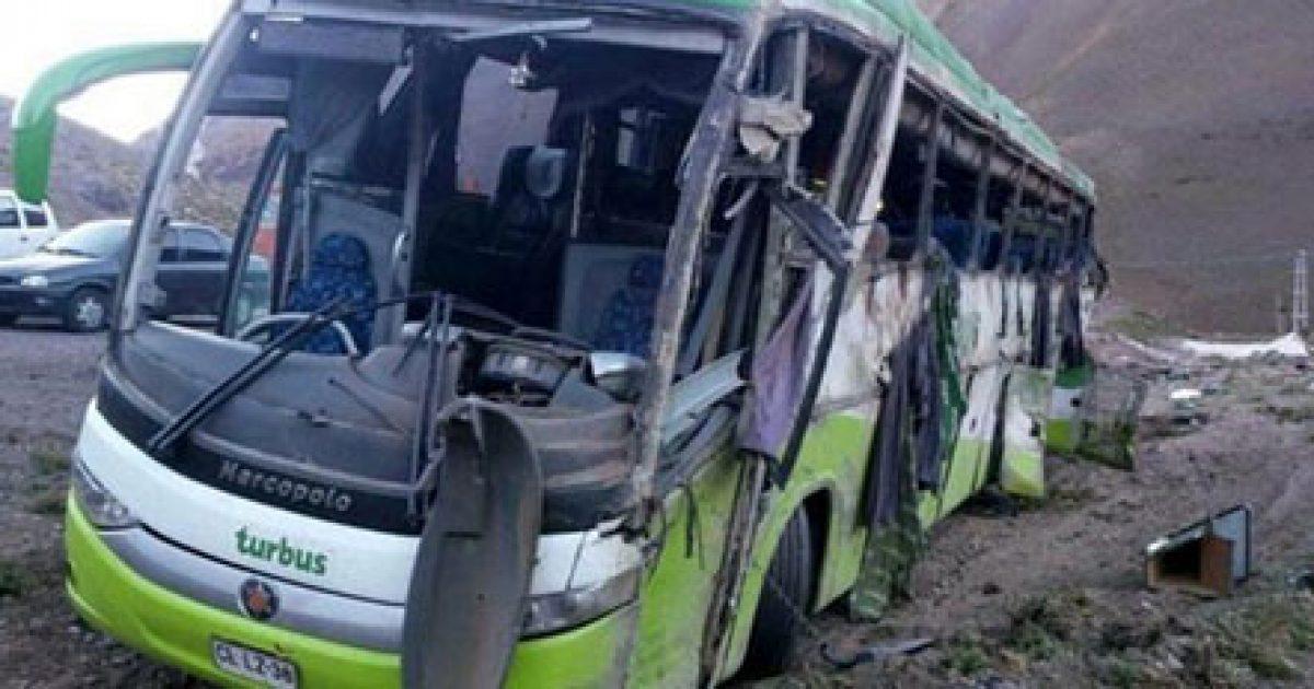 Rrotullohet autobusi në Argjentinë  19 të vdekur