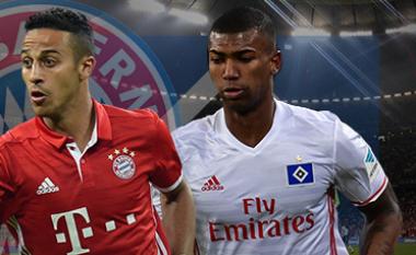 Parashikim: Bayern Munich – Hamburg