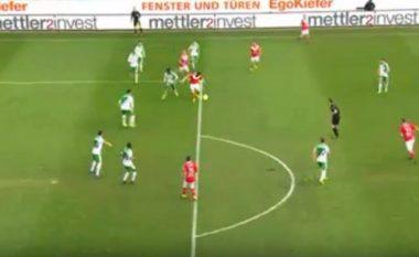 Nuk ndalet Sadiku, i jep fitore Luganos me një gol të bukur (Video)