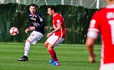 Vëllai i Celinës debuton kundër skuadrës kineze të Ezequiel Lavezzit