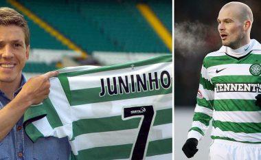 Nga Juninho te Ian Wright: Këta janë 11 futbollistët tjerë të mëdhenj që kanë luajtur për Celticun (Foto)