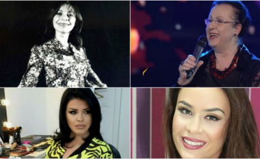 Dashuritë e gjimnazit të këngëtareve shqiptare (Video)