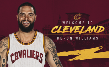 Zyrtare: Deron Williams në Cavaliers (Video)
