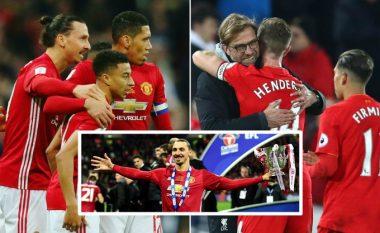Tifozët e Unitedit të gëzuar se 'detyruan' Liverpoolin të ndryshojnë përshkrimin e klubit në rrjetet sociale (Foto/Video)
