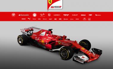 Ferrari prezanton bolidin e ri (Video)