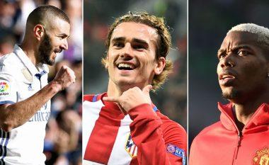 Dhjetë sportistët më të paguar francezë, Pogba nuk është më i paguari (Foto)