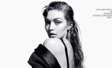 Gigi Hadid vazhdon të shfaqet sensuale (Foto)