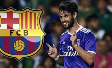 Isco dhe klauzola anti-Barça